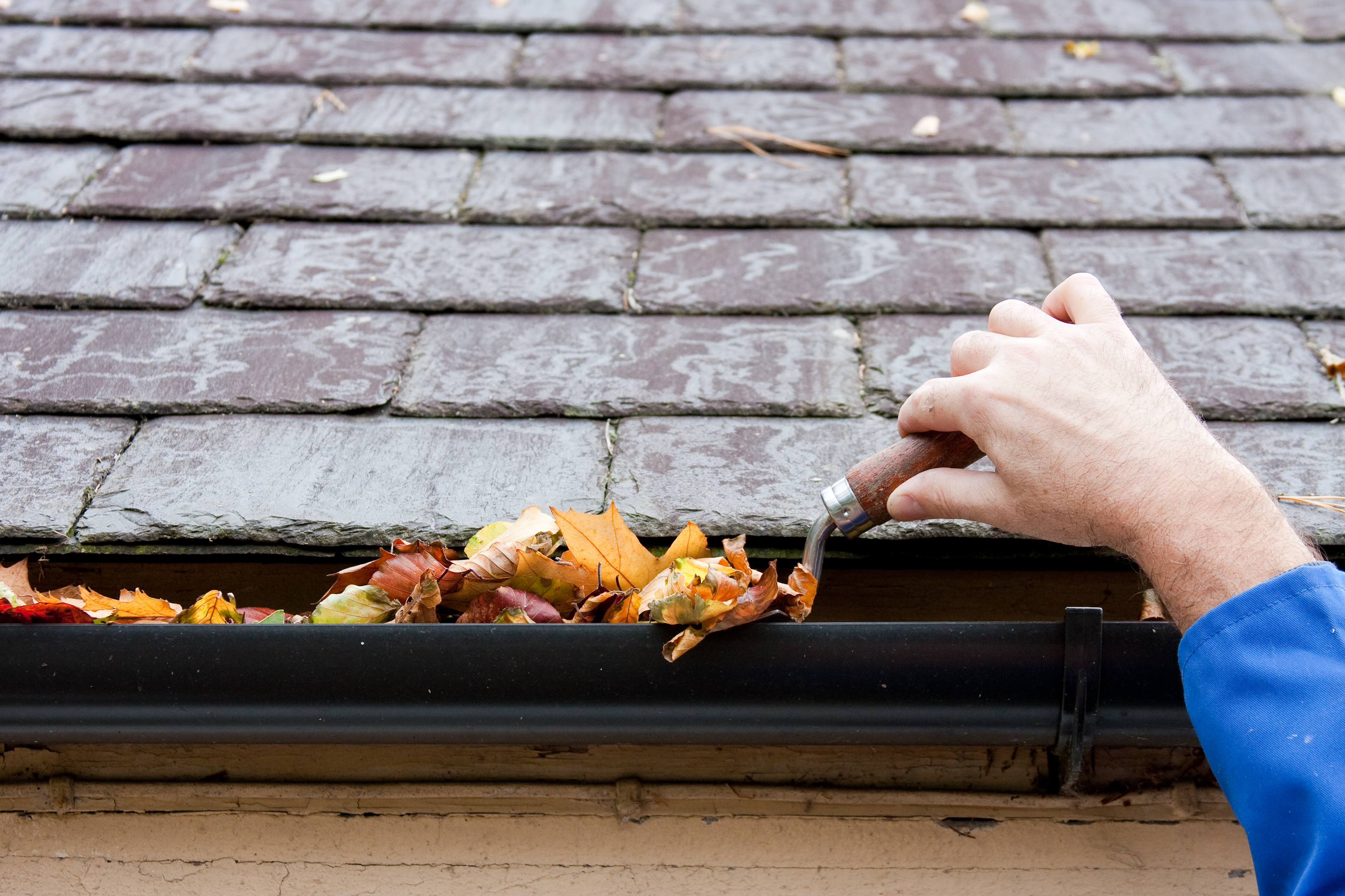 More Than Gutter Cleaning We Install Amp Repair Too